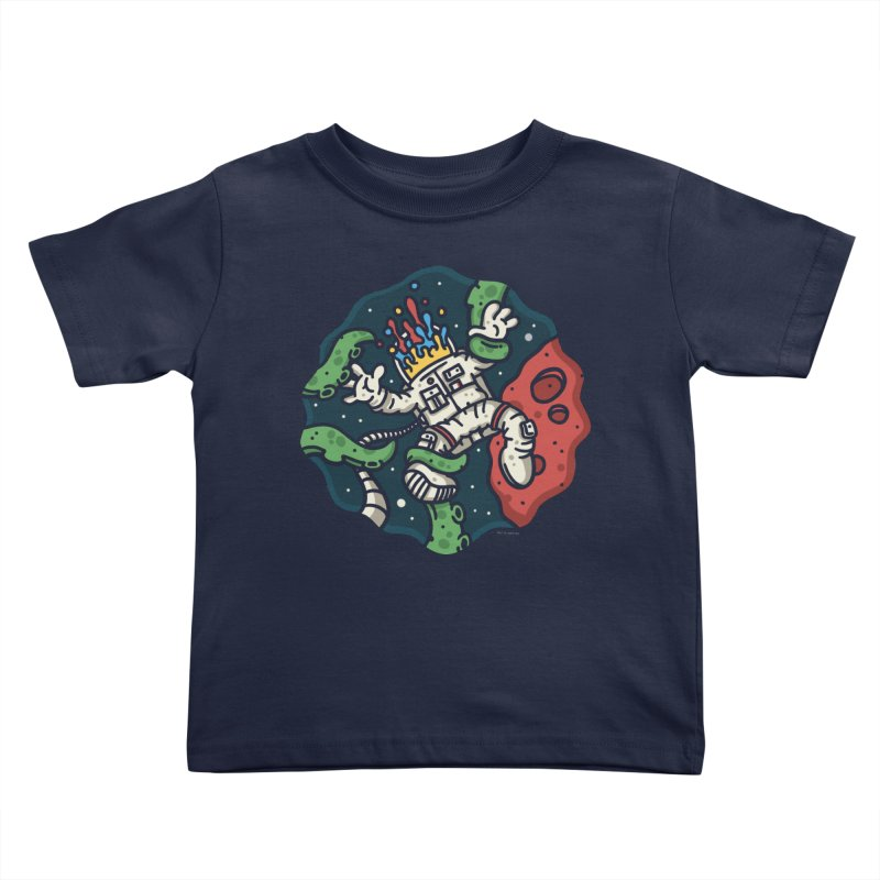 Lost In Space Kids Toddler T-Shirt by MattAlbert84's Apparel Shop