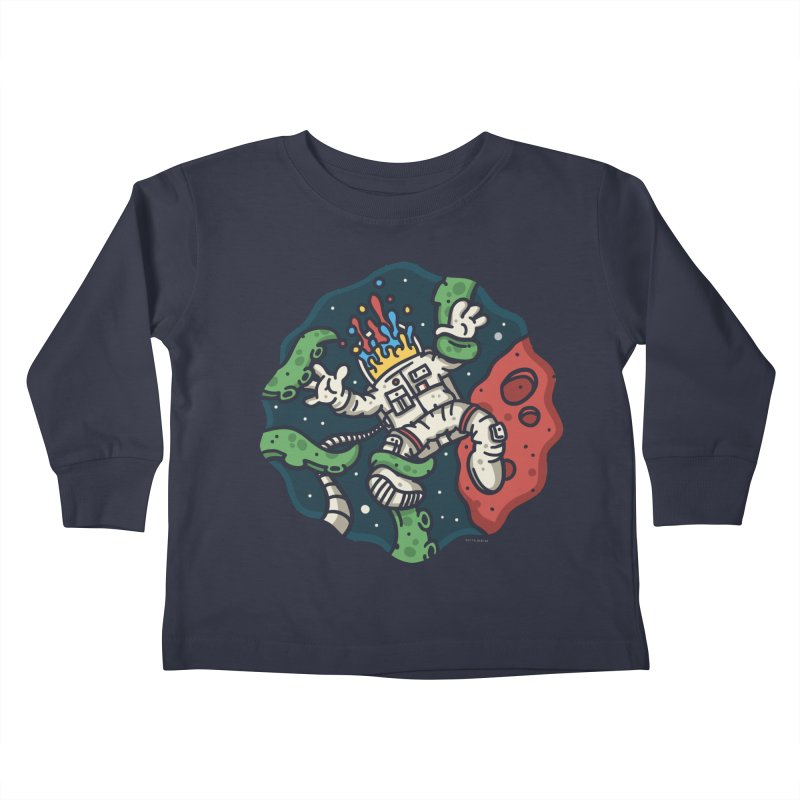 Lost In Space Kids Toddler Longsleeve T-Shirt by MattAlbert84's Apparel Shop