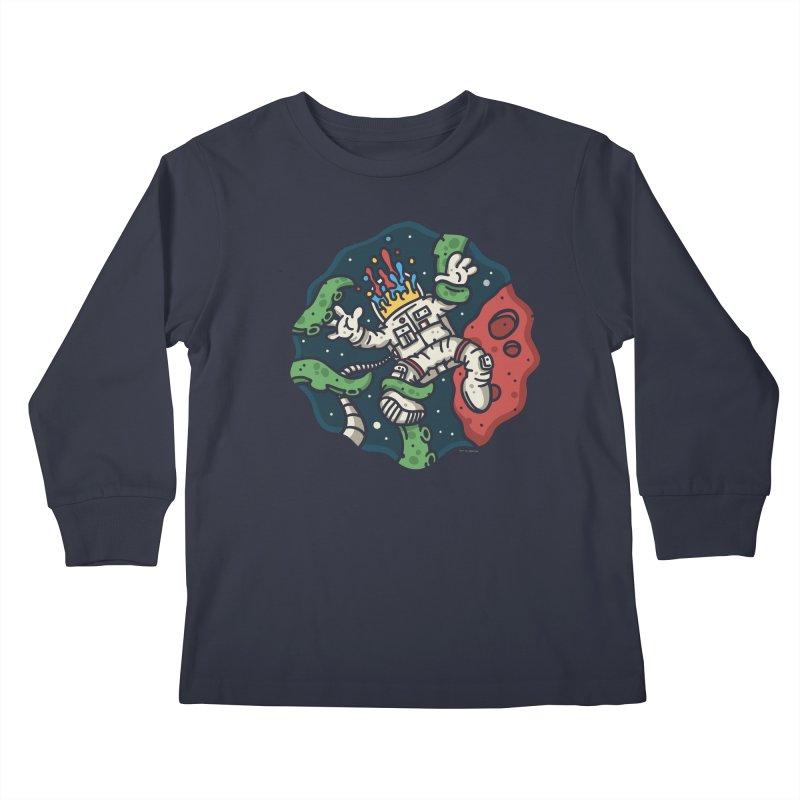 Lost In Space Kids Longsleeve T-Shirt by MattAlbert84's Apparel Shop