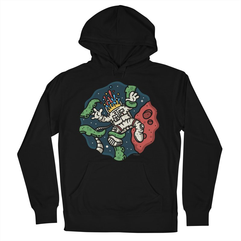 Lost In Space Men's Pullover Hoody by MattAlbert84's Apparel Shop