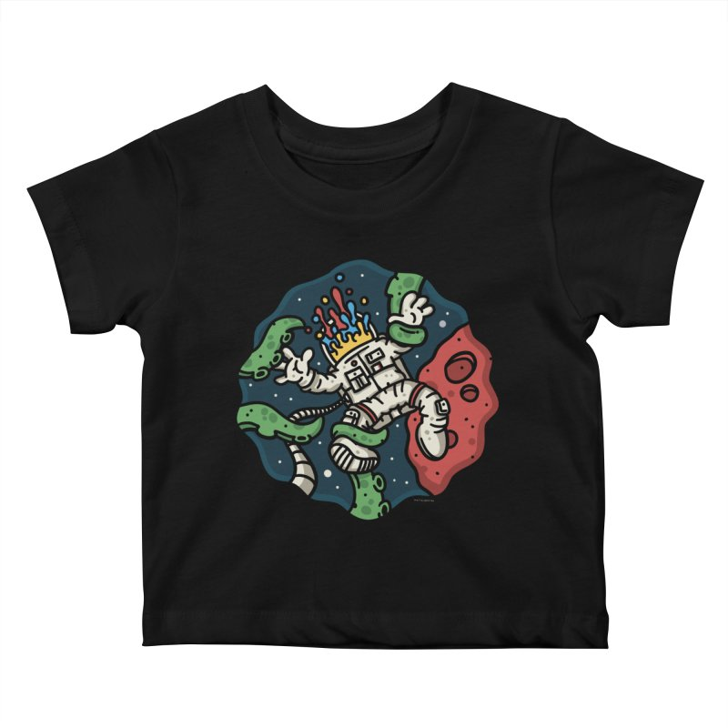 Lost In Space Kids Baby T-Shirt by MattAlbert84's Apparel Shop