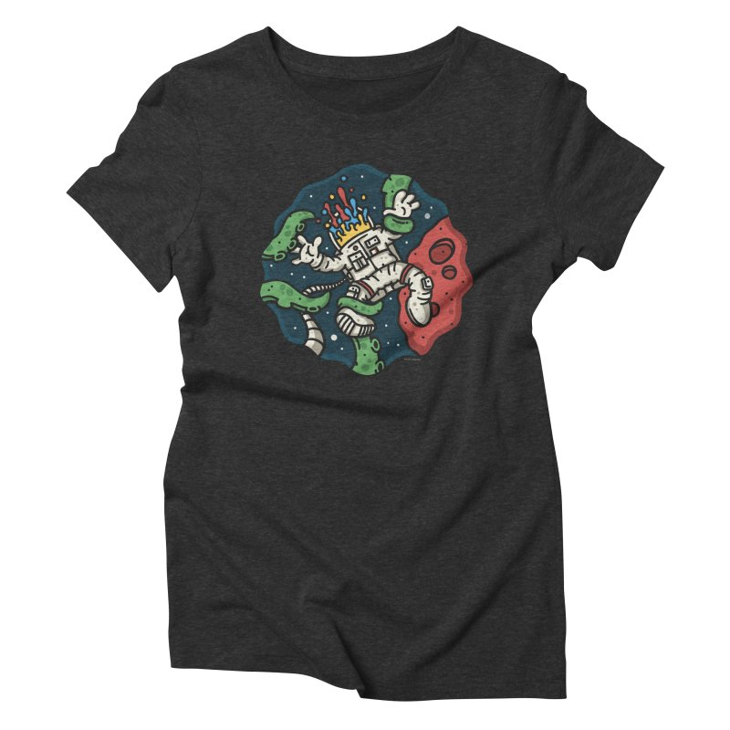 Lost In Space Women's T-Shirt by MattAlbert84's Apparel Shop