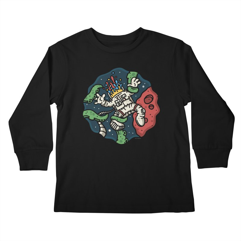 Lost In Space Kids Longsleeve T-Shirt by MattAlbert84's Apparel Shop
