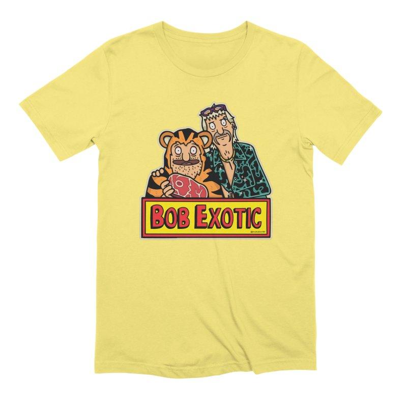 Bob Exotic Men's T-Shirt by MattAlbert84's Apparel Shop