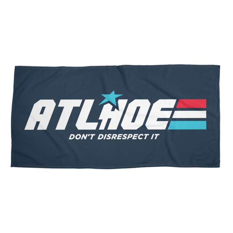 Don't Disrespect It Accessories Beach Towel by MattAlbert84's Apparel Shop