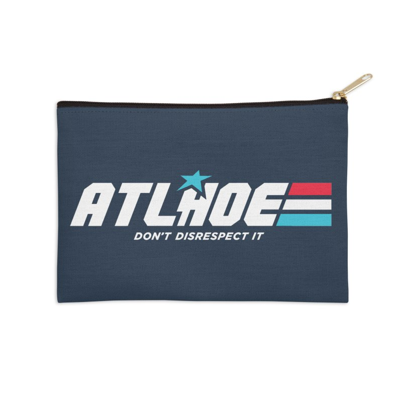 Don't Disrespect It Accessories Zip Pouch by MattAlbert84's Apparel Shop