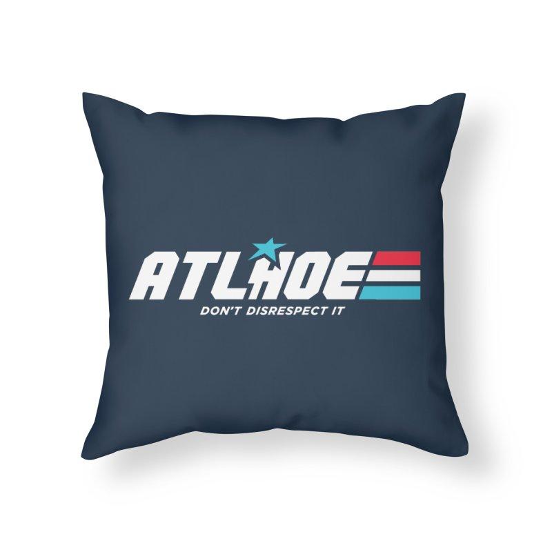Don't Disrespect It Home Throw Pillow by MattAlbert84's Apparel Shop