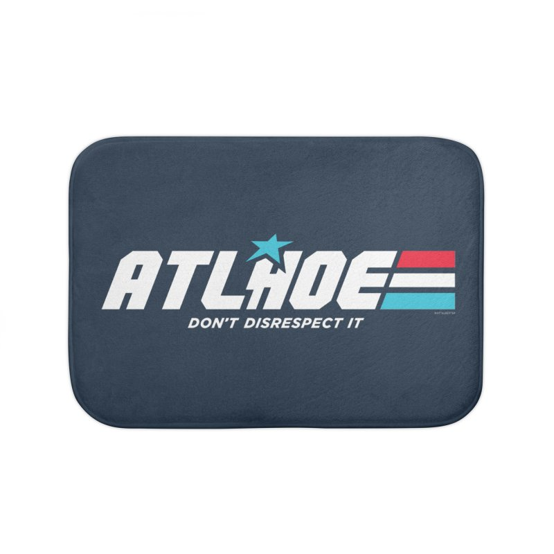 Don't Disrespect It Home Bath Mat by MattAlbert84's Apparel Shop