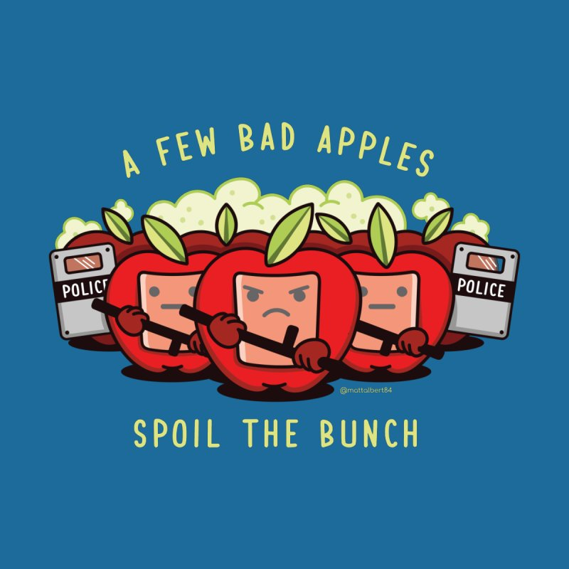 Bad Apples Home Tapestry by MattAlbert84's Apparel Shop