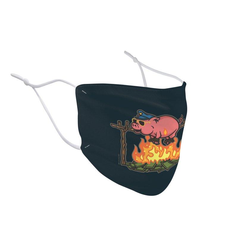 Pig Roast Accessories Face Mask by MattAlbert84's Apparel Shop