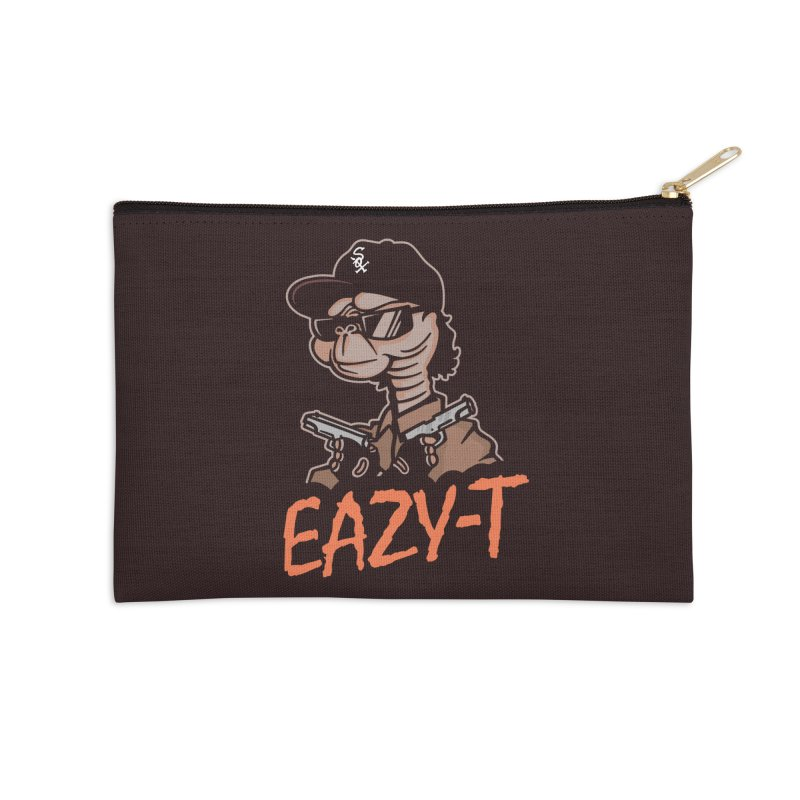 EAZY-T Accessories Zip Pouch by MattAlbert84's Apparel Shop