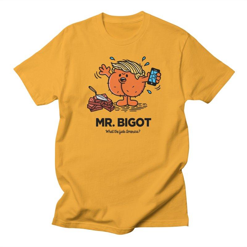 Mr. Bigot   by MattAlbert84's Apparel Shop