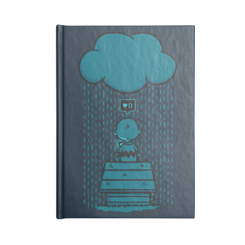 No Love Accessories Notebook by MattAlbert84's Apparel Shop