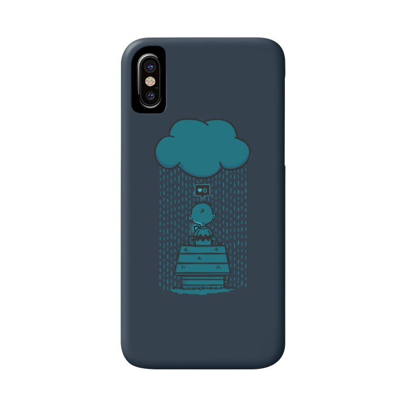 No Love Accessories Phone Case by MattAlbert84's Apparel Shop