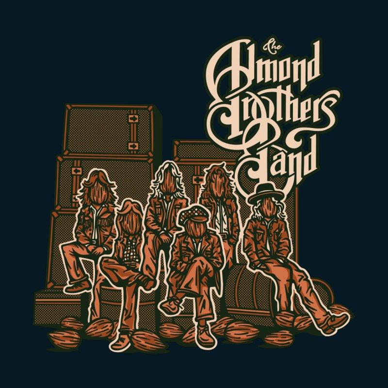 THE ALMOND BROS Men's T-Shirt by MattAlbert84's Apparel Shop
