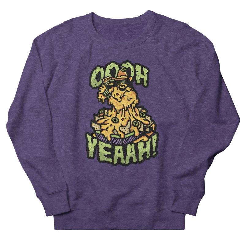Nacho Man Men's Sweatshirt by MattAlbert84's Apparel Shop
