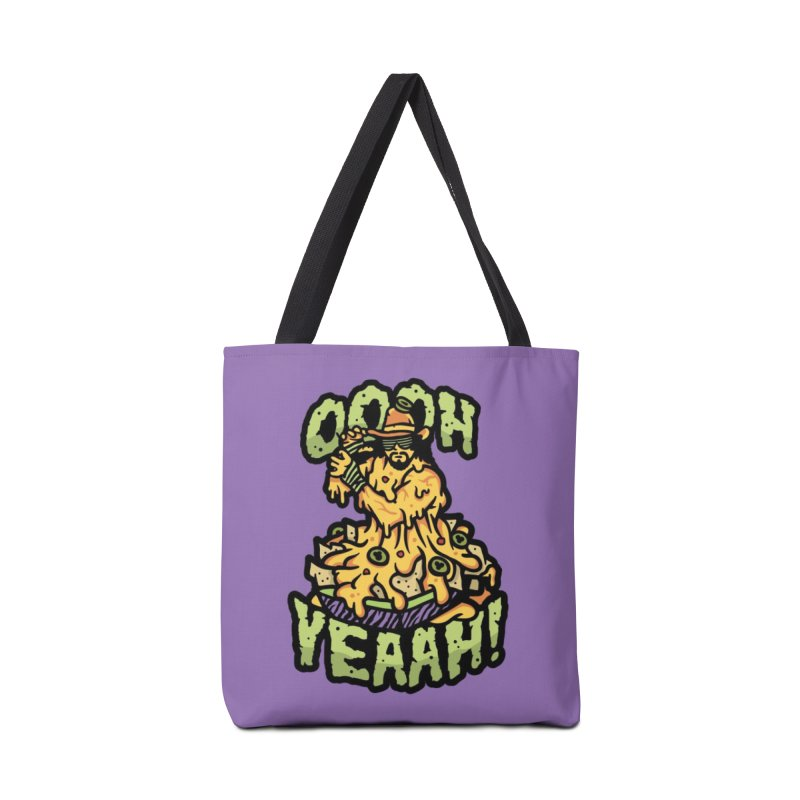Nacho Man Accessories Tote Bag Bag by MattAlbert84's Apparel Shop