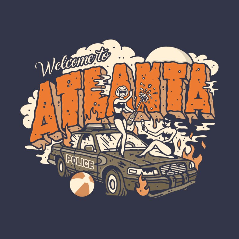 Welcome to Atlanta   by MattAlbert84's Apparel Shop