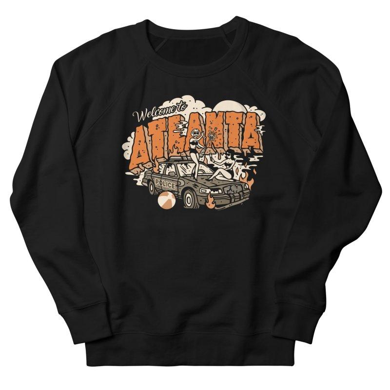 Welcome to Atlanta Men's Sweatshirt by MattAlbert84's Apparel Shop