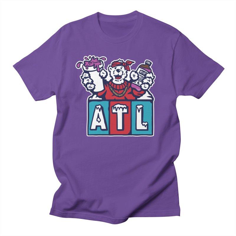 Lean Into It Men's T-shirt by MattAlbert84's Apparel Shop