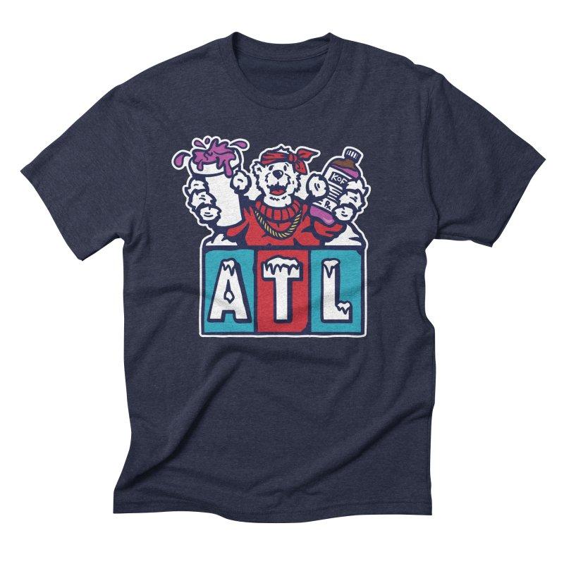 Lean Into It Men's Triblend T-shirt by MattAlbert84's Apparel Shop