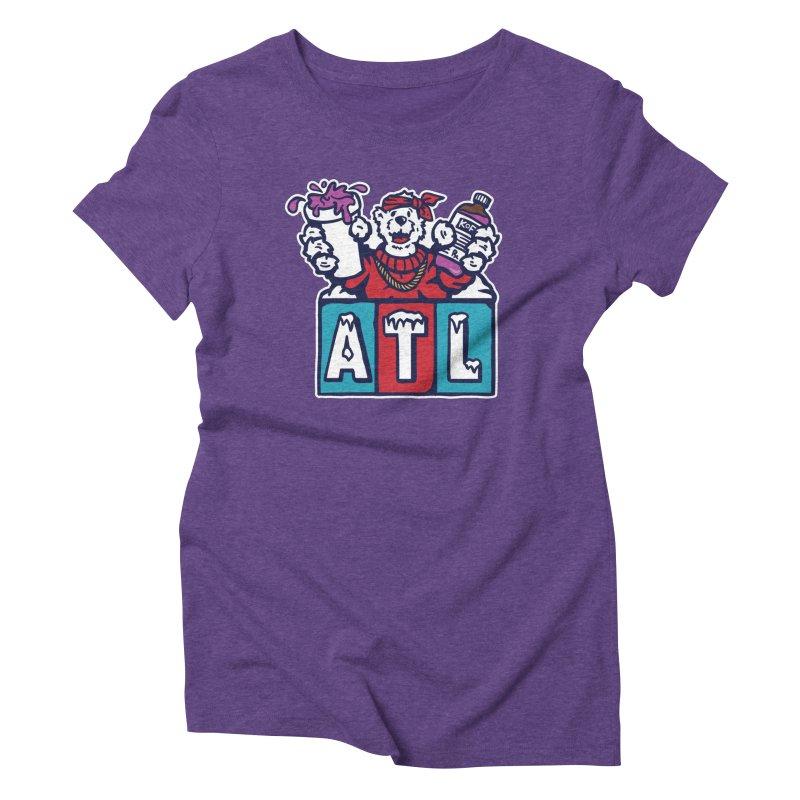 Lean Into It Women's Triblend T-shirt by MattAlbert84's Apparel Shop