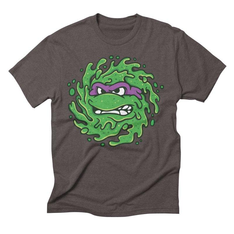 Sewer Slimeballs - Donny Men's Triblend T-shirt by MattAlbert84's Apparel Shop