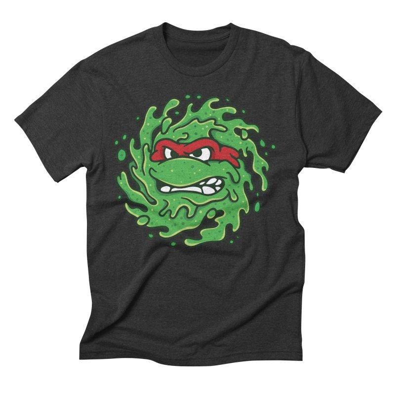 Sewer Slimeballs - Raph Men's Triblend T-shirt by MattAlbert84's Apparel Shop