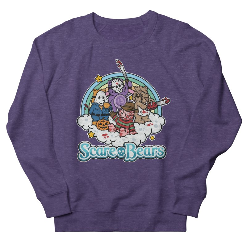 Scare-Bears Women's Sweatshirt by MattAlbert84's Apparel Shop