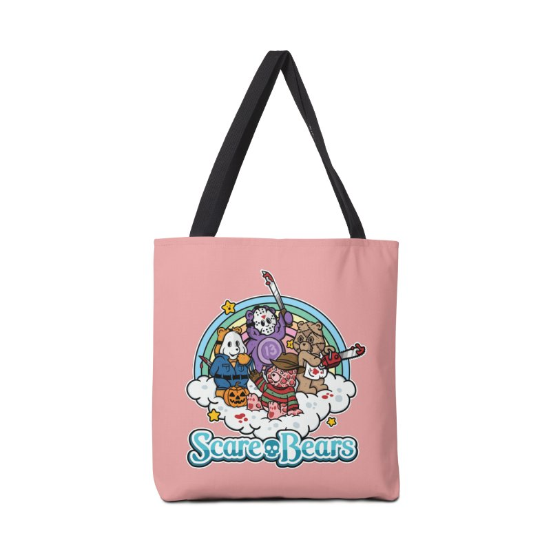Scare-Bears Accessories Bag by MattAlbert84's Apparel Shop