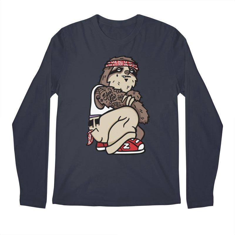 Slow 'n Low Men's Longsleeve T-Shirt by MattAlbert84's Apparel Shop
