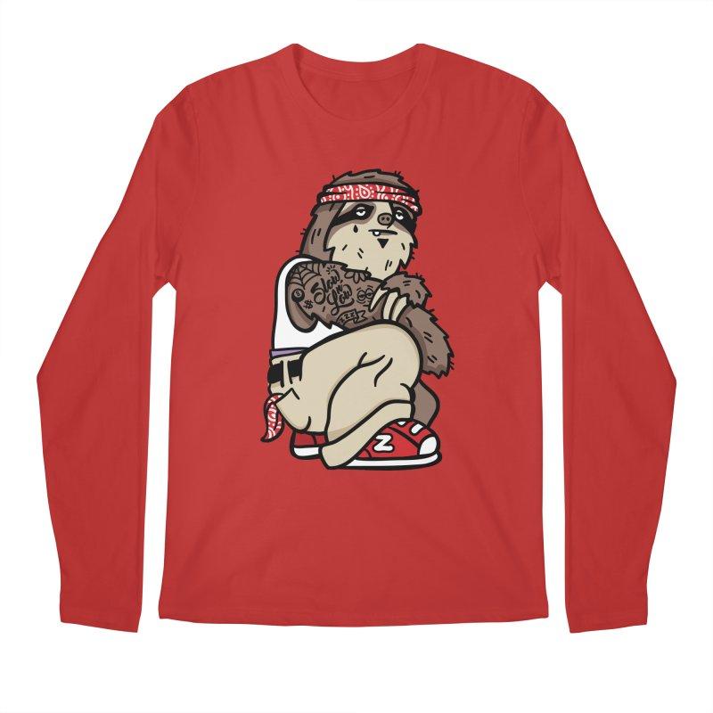 Slow 'n Low Men's Regular Longsleeve T-Shirt by MattAlbert84's Apparel Shop