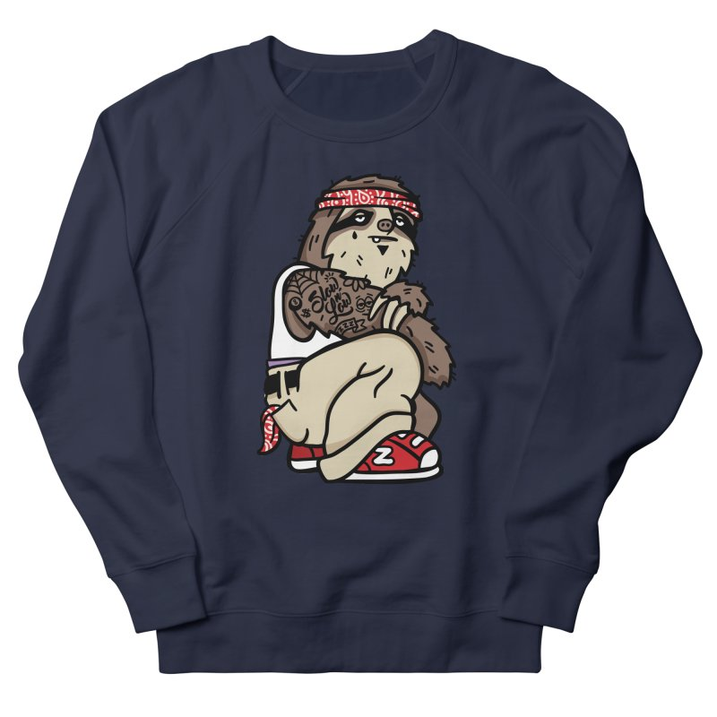 Slow 'n Low Women's French Terry Sweatshirt by MattAlbert84's Apparel Shop