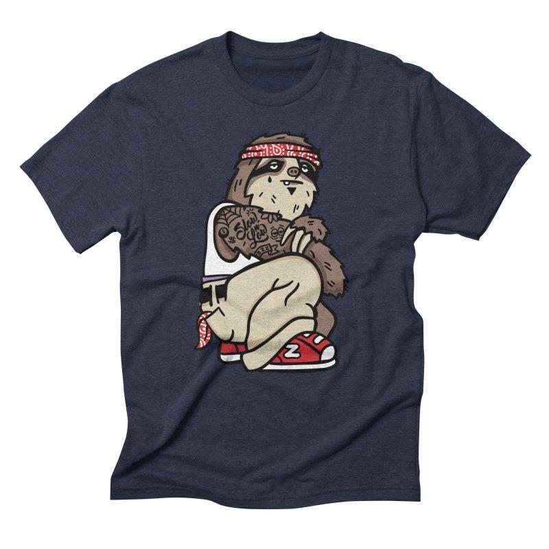 Slow 'n Low Men's Triblend T-shirt by MattAlbert84's Apparel Shop