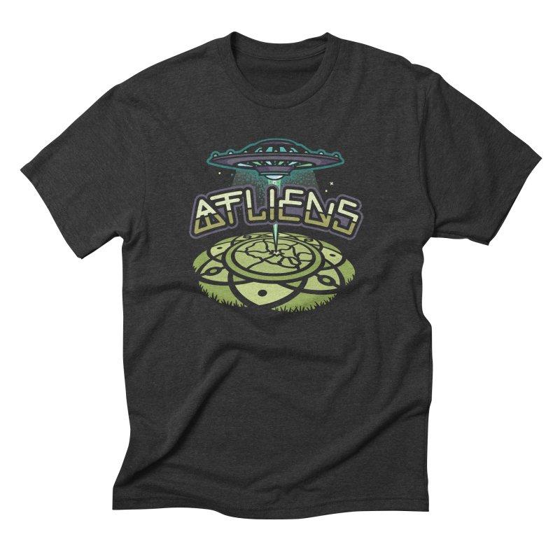 ATLiens (Color) Men's Lounge Pants by MattAlbert84's Apparel Shop