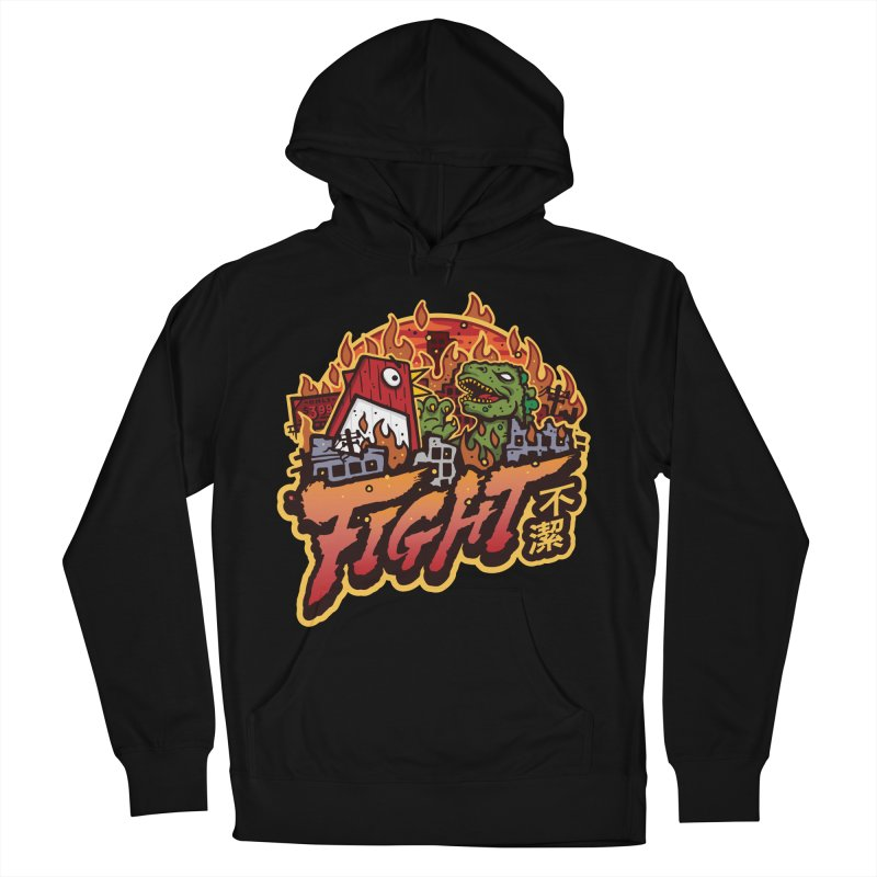 Territorial Dispute Women's French Terry Pullover Hoody by MattAlbert84's Apparel Shop
