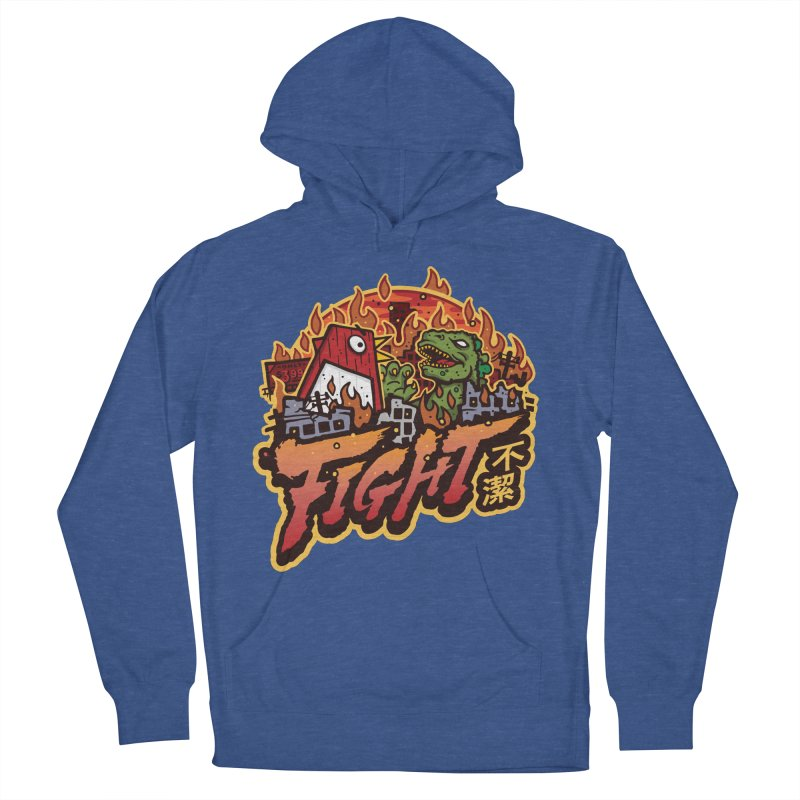 Territorial Dispute Men's French Terry Pullover Hoody by MattAlbert84's Apparel Shop