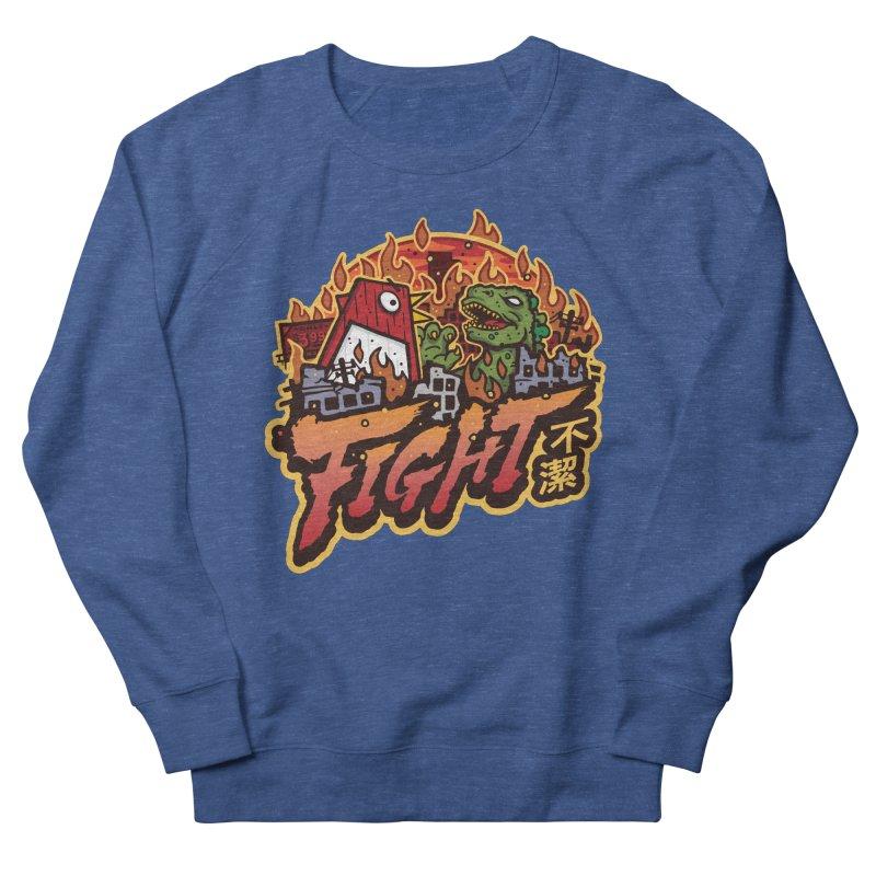 Territorial Dispute Women's French Terry Sweatshirt by MattAlbert84's Apparel Shop