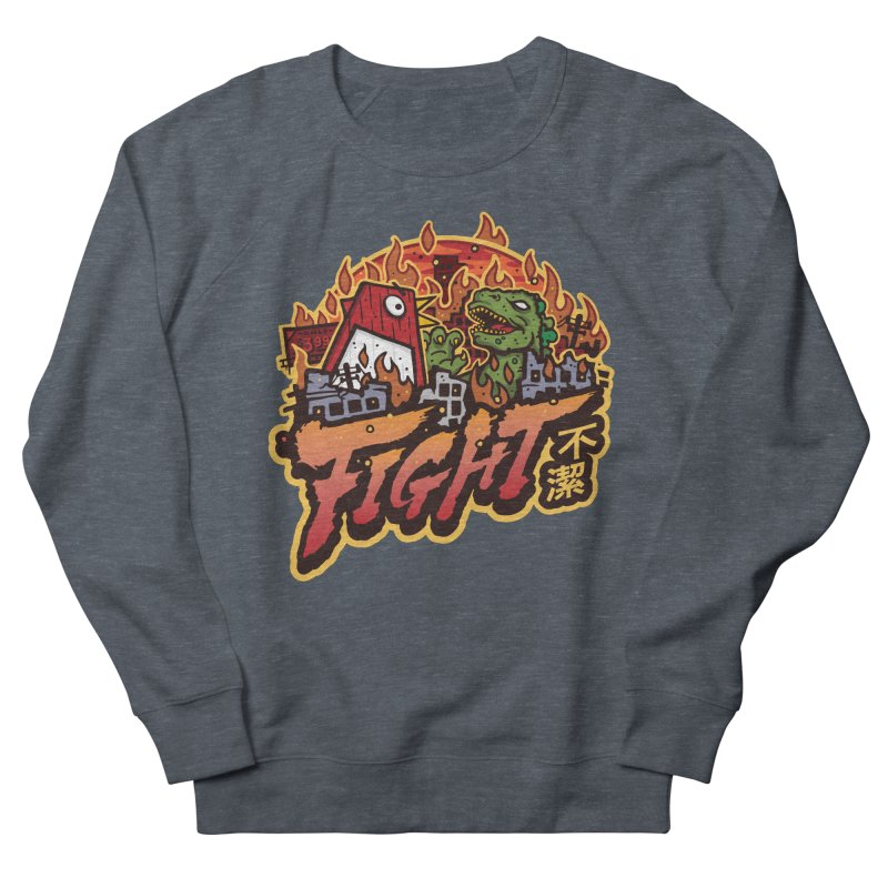 Territorial Dispute Men's Sweatshirt by MattAlbert84's Apparel Shop