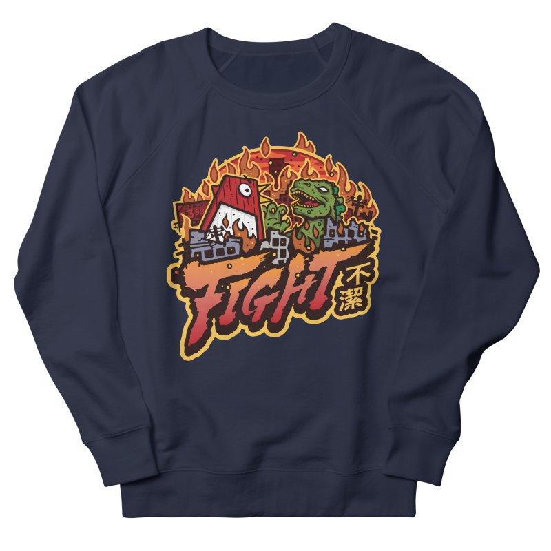 Territorial Dispute Men's French Terry Sweatshirt by MattAlbert84's Apparel Shop