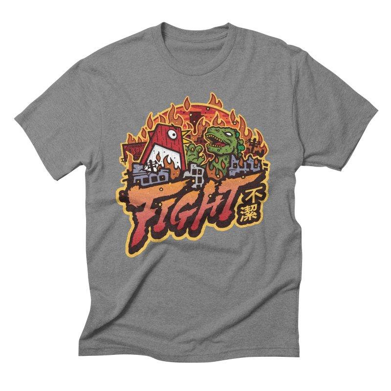 Territorial Dispute Men's Triblend T-Shirt by MattAlbert84's Apparel Shop