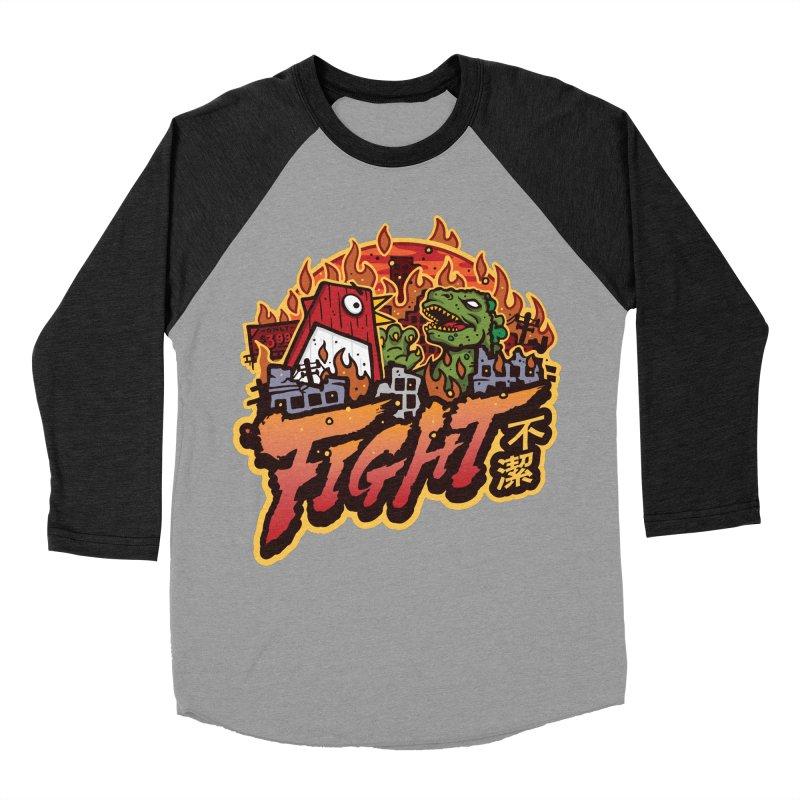 Territorial Dispute Men's Baseball Triblend T-Shirt by MattAlbert84's Apparel Shop