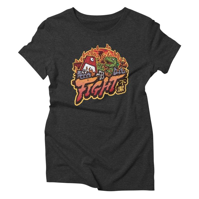 Territorial Dispute Women's Triblend T-Shirt by MattAlbert84's Apparel Shop