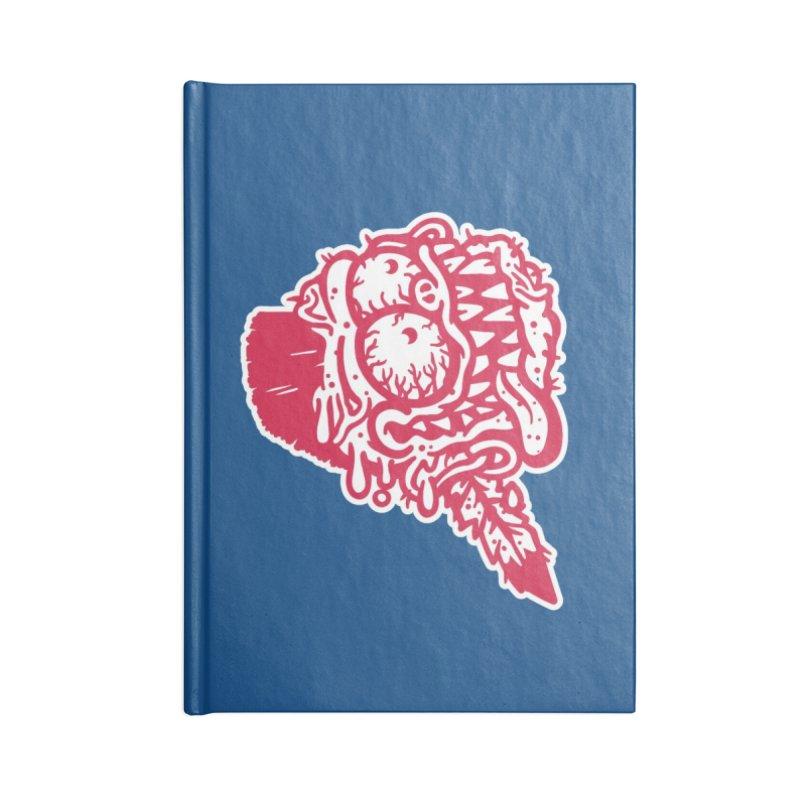 Fink-A-Homa Accessories Notebook by MattAlbert84's Apparel Shop