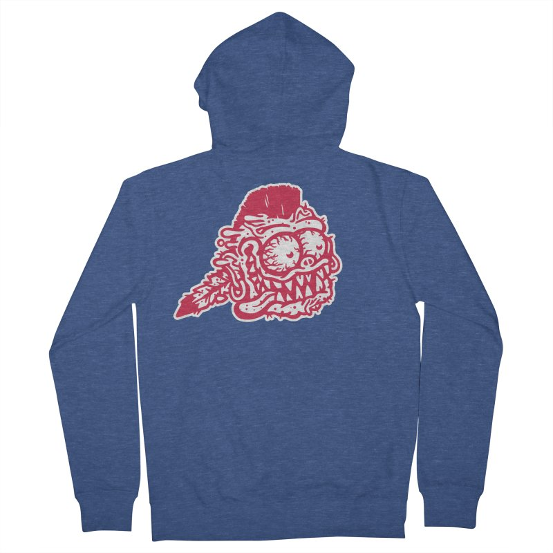 Fink-A-Homa Women's Zip-Up Hoody by MattAlbert84's Apparel Shop