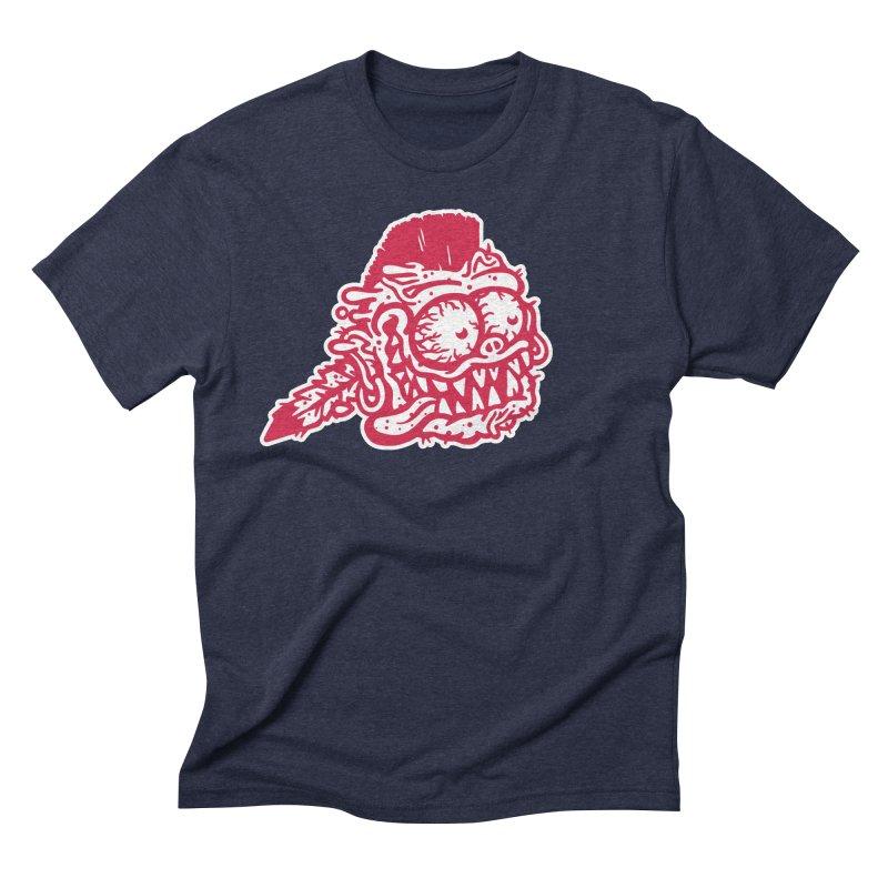 Fink-A-Homa Men's Triblend T-Shirt by MattAlbert84's Apparel Shop