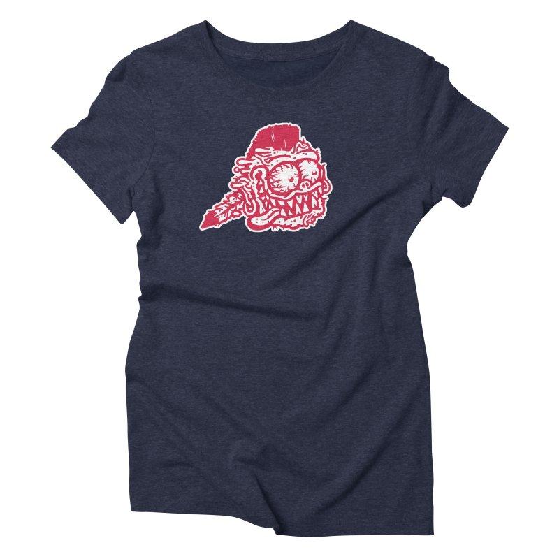 Fink-A-Homa Women's Triblend T-Shirt by MattAlbert84's Apparel Shop
