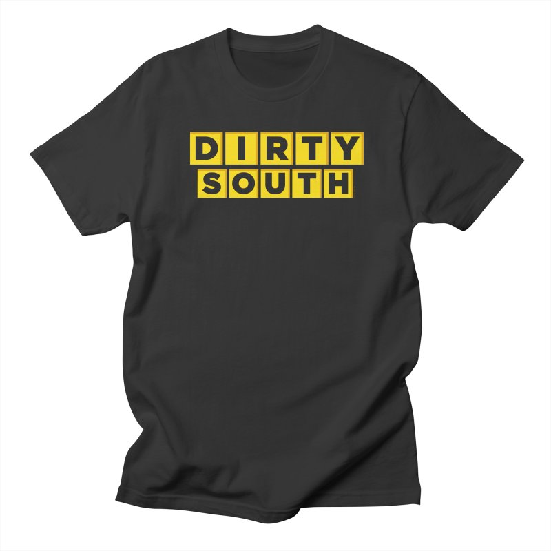 Dirty South in Men's T-shirt Smoke by MattAlbert84's Apparel Shop