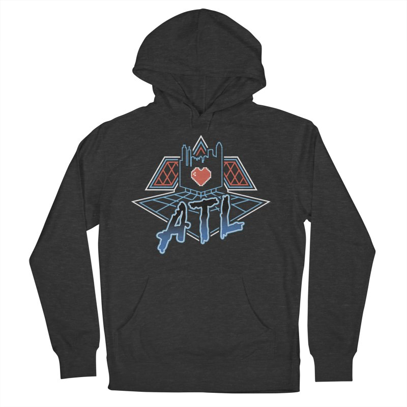 ATL Alive Men's Pullover Hoody by MattAlbert84's Apparel Shop