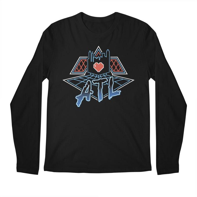 ATL Alive Men's Longsleeve T-Shirt by MattAlbert84's Apparel Shop